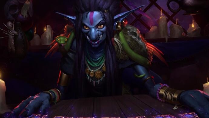 Hearthstone's Whispers of the Old Gods expansion due next week