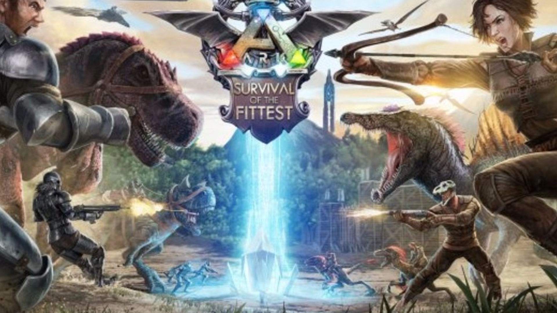 ARK: Survival of the Fittest llegará a PS4