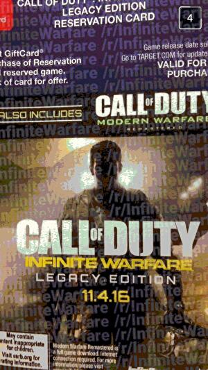 It looks like this year's COD is named Call of Duty