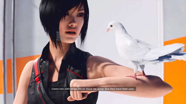 Faith Rediscovers City of Glass, Forward Rolls in Mirror's Edge Catalyst Gameplay