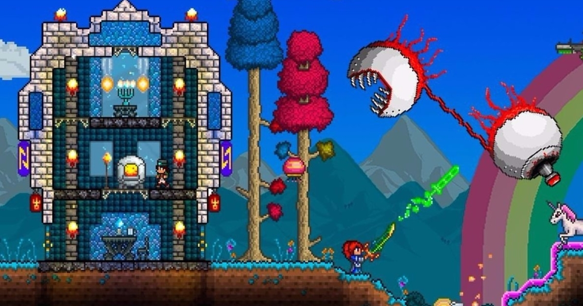 how to get the last prism in terraria ios