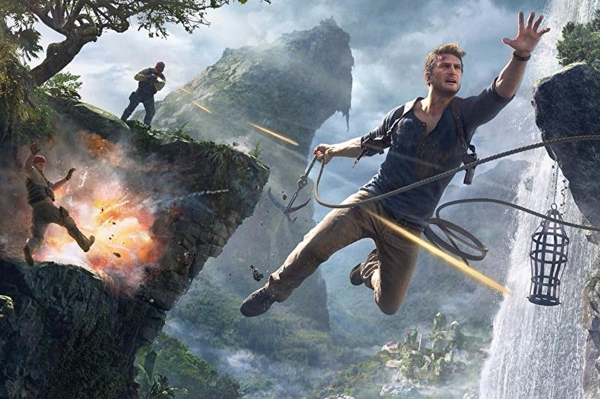 Uncharted 4 A Thief S End Review Eurogamer Net