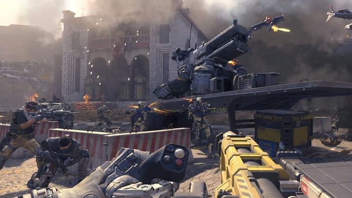 Call of Duty: Black Ops 3, ecco le novità dell'update 1.10