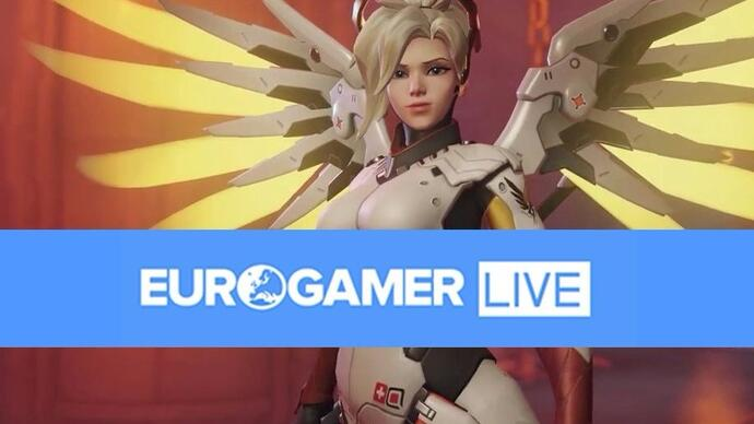 Eurogamer Live: Overwatch Beta