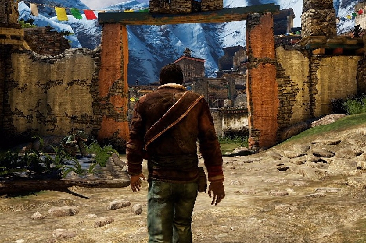 Combat Fatigues How Uncharted Is A Walking Simulator In Action