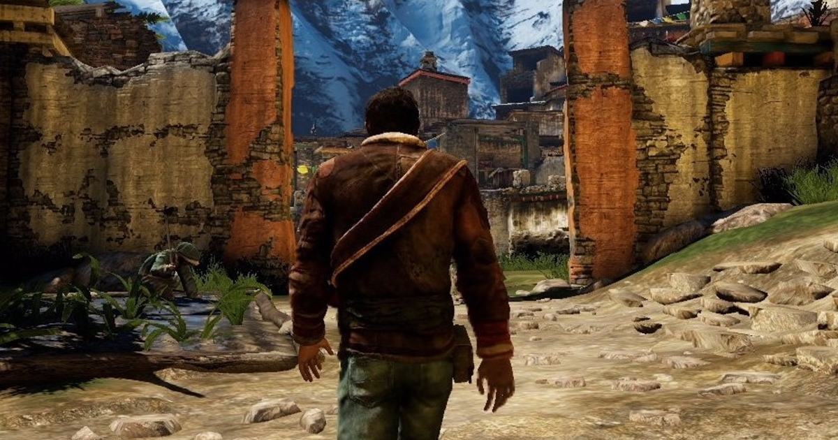 Combat fatigues: How Uncharted is a walking simulator in action game's clothing