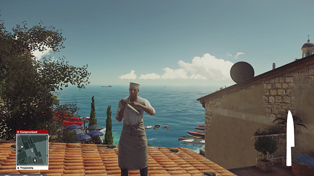 Hitman Escalation Mission Really Has It In For Chef