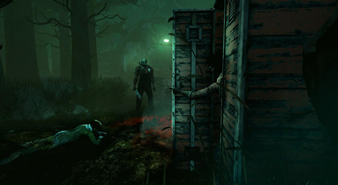 Dead by Daylight is a promising, horrifying twist on asymmetrical multiplayer