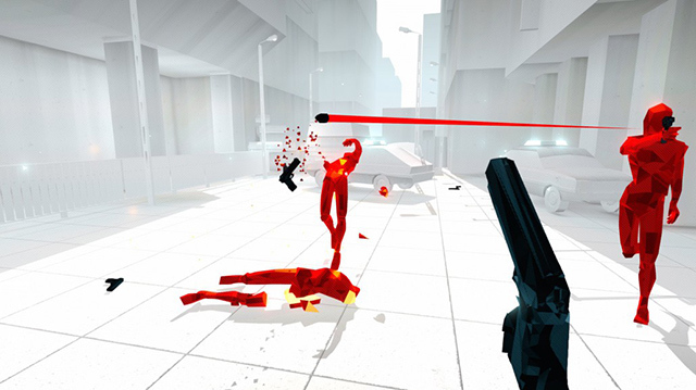 Time is of the Essence in Superhot Xbox One Gameplay