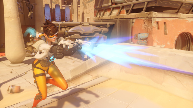 Our Powers Combine in Overwatch Gameplay on Xbox One