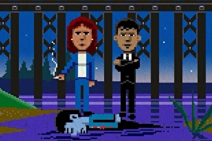 How Thimbleweed Park recreates the glory days of graphic adventure games