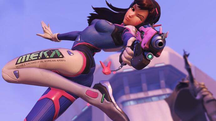 Overwatch open beta had 9.7m players
