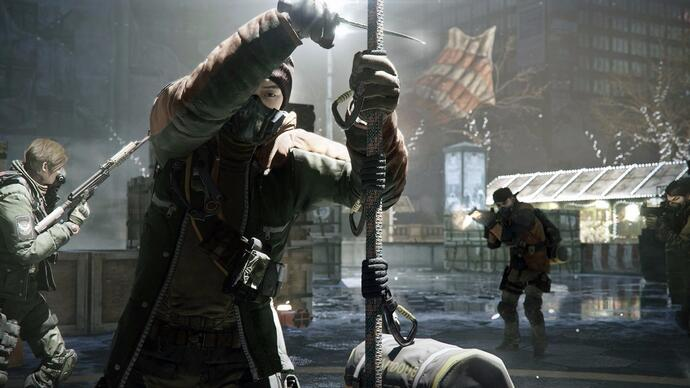 The Division's next free update, Conflict, is due next week