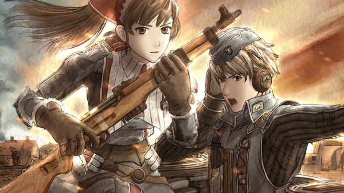 Face-Off: Valkyria Chronicles on PS4
