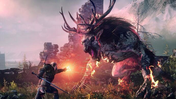 """The Witcher 3: Blood and Wine, ecco il trailer """"FinalQuest"""""""