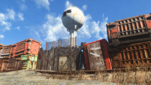 Fallout 4 modders are making a giant campaign set in Seattle
