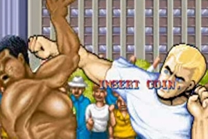 Finally, we know the identity of the two guys on Street Fighter 2's opening screen