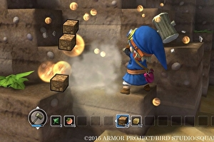 Dragon Quest Builders heading westwards this October