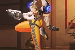 Is Blizzard scrubbing the internet of Overwatch porn?