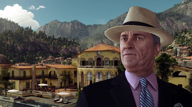 Hitman's Second Elusive Target Takes A Vacation to Sapienza