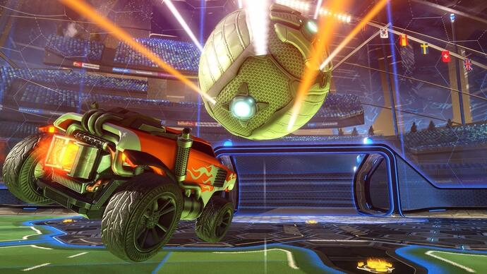 Rocket League has raised $110m in sales