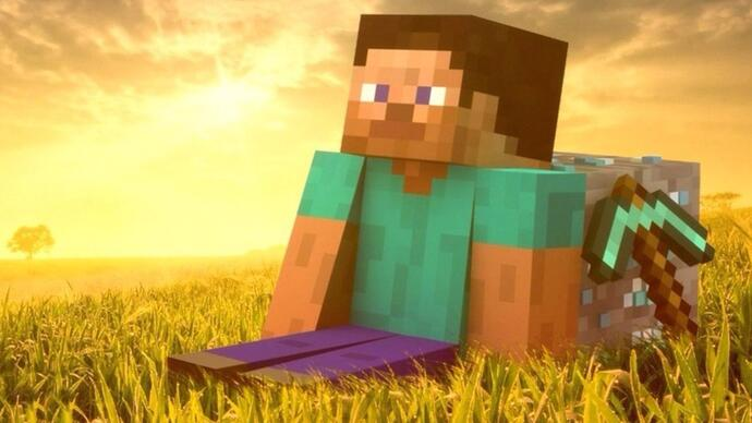 Minecraft sales pass the astonishing 100m milestone