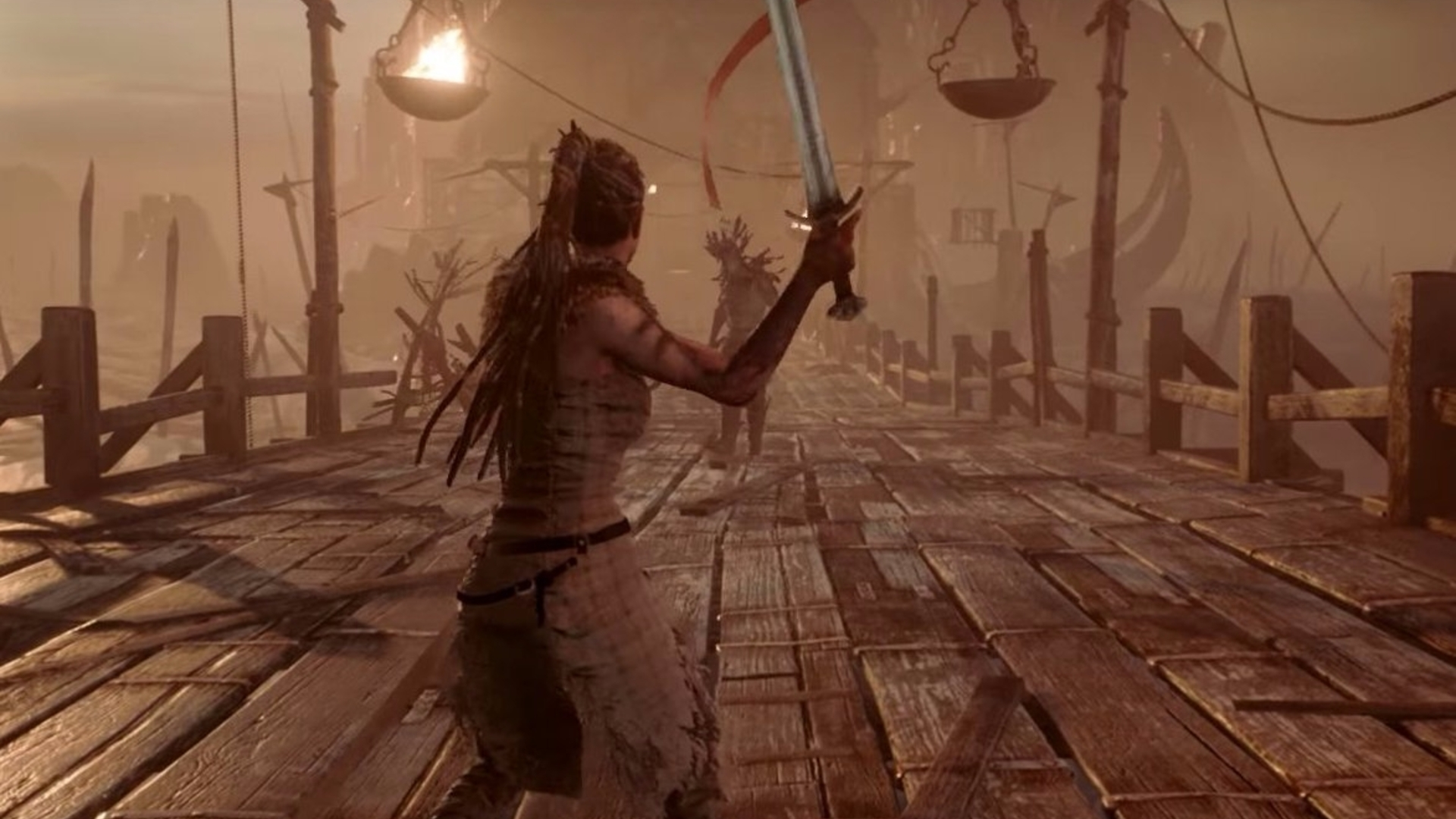 Hellblade combat video looks smooth as hell