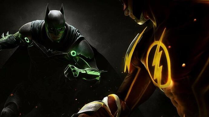 Injustice 2 announced - here's the first trailer