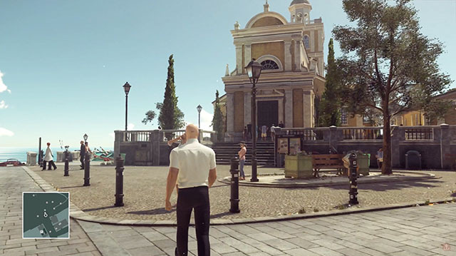 We Infiltrate a Church to Assassinate Hitman's Third Elusive Target