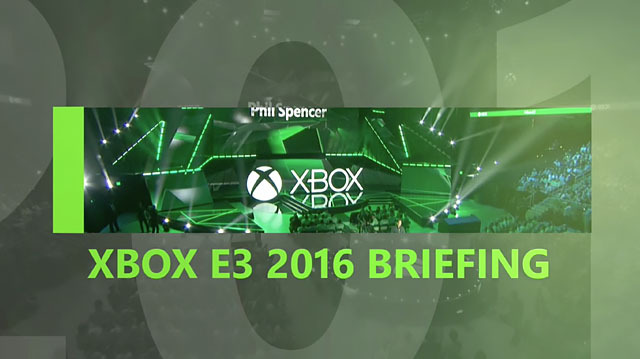Microsoft E3 2016 Press Conference Live Stream: Watch It Here With Us