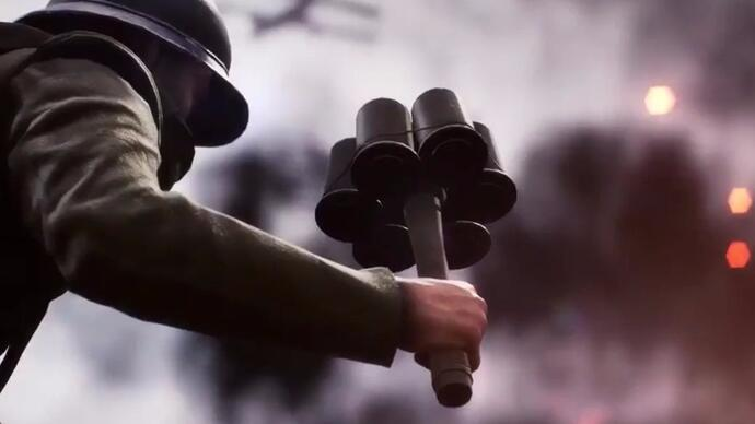 Trailer gameplay de Battlefield 1