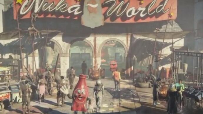 Fallout 4 announces Nuka World expansion for August