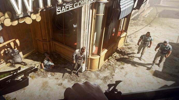 E3 2016: Dishonored 2 si mostra nel gameplay trailer e in una panoramica del mondo di gioco