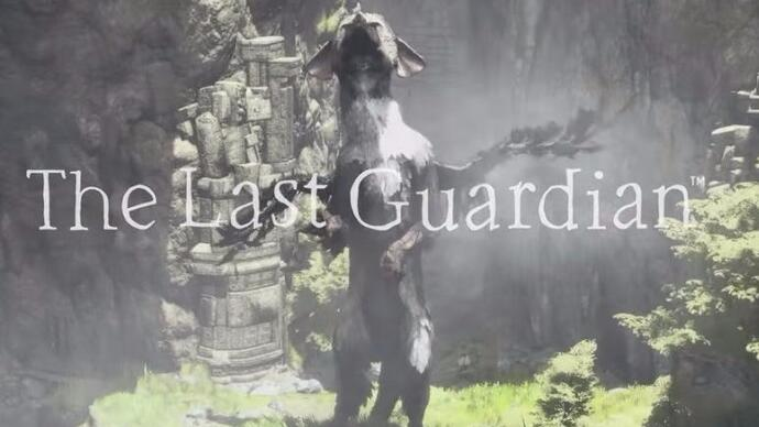 The Last Guardian finally, finally gets a release date