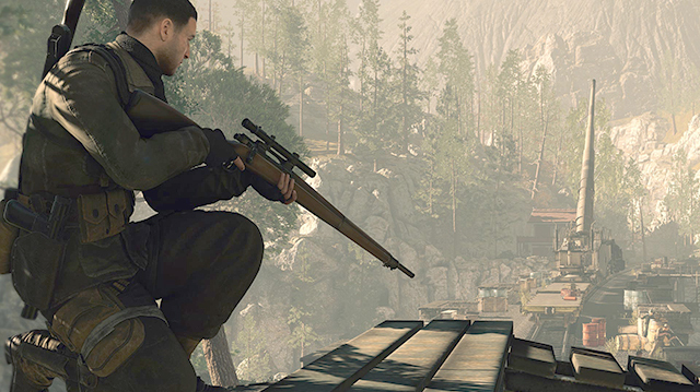 E3 2016: Sniper Elite 4 Gameplay Reveals Mike Is History's Greatest Sniper