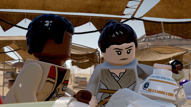 Let's Play: Lego Star Wars The Force Awakens on Xbox One