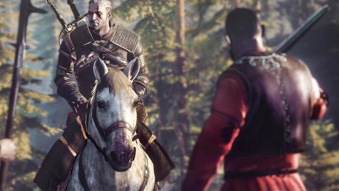 Witcher 3 patch 1.22 fixes floating body parts, beehive money exploit