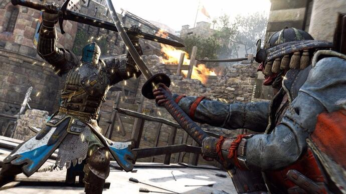 For Honor, ecco 40 minuti di brutale gameplay su PS4