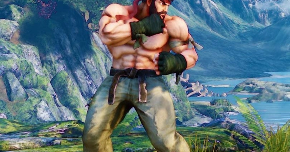 You Can Buy Street Fighter 5 S Hot Ryu Next Week