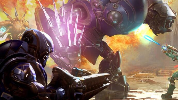 Halo 5 free to download and play for a week alongside Warzone Firefightlaunch