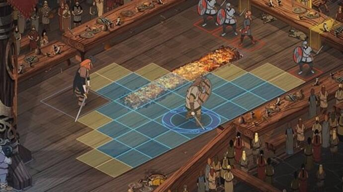 The Banner Saga 2 console versions to launch one month ahead of schedule