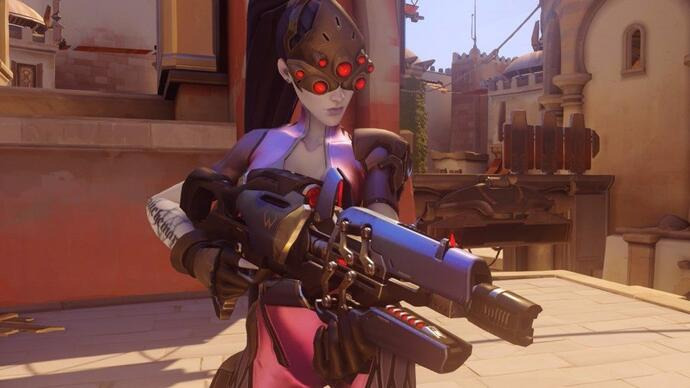 Overwatch Competitive Play is launching today on PC