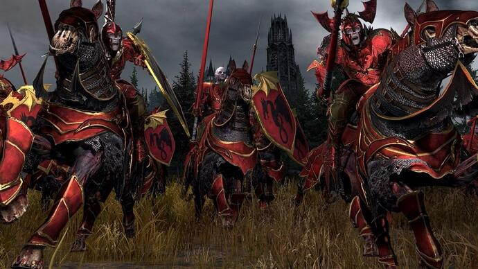 Total War: Warhammer is about to receive a massive update