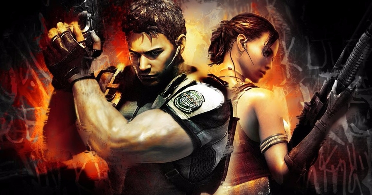 Face Off Resident Evil 5 Remastered Eurogamer Net