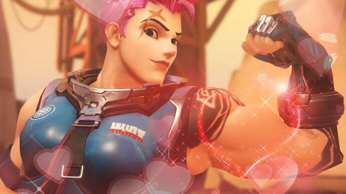 Overwatch patch fixes Zarya, Winston and Mercy bugs