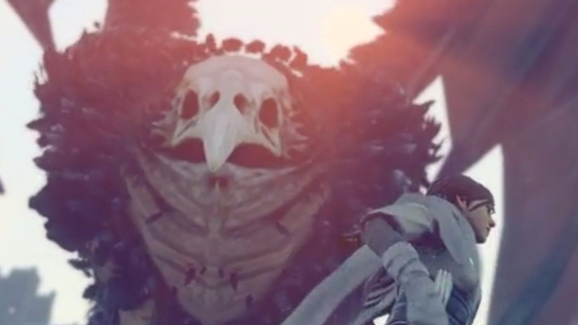 Prey for the Gods reimagines Shadow of the Colossus as a wintry survival game