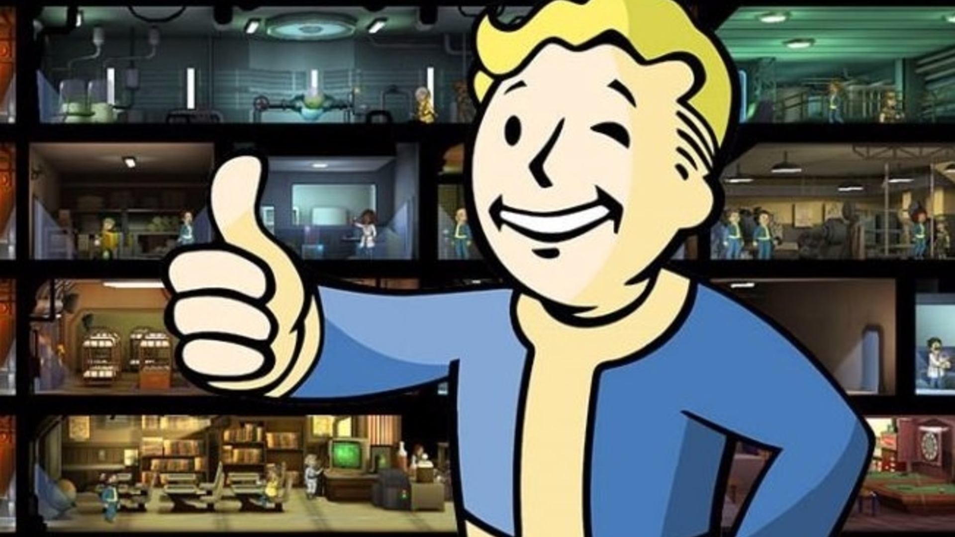 Fallout Shelter will be released on PC this week