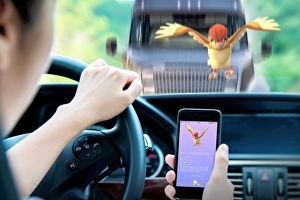 Pokémon Go is a phenomenon that's pushing people together
