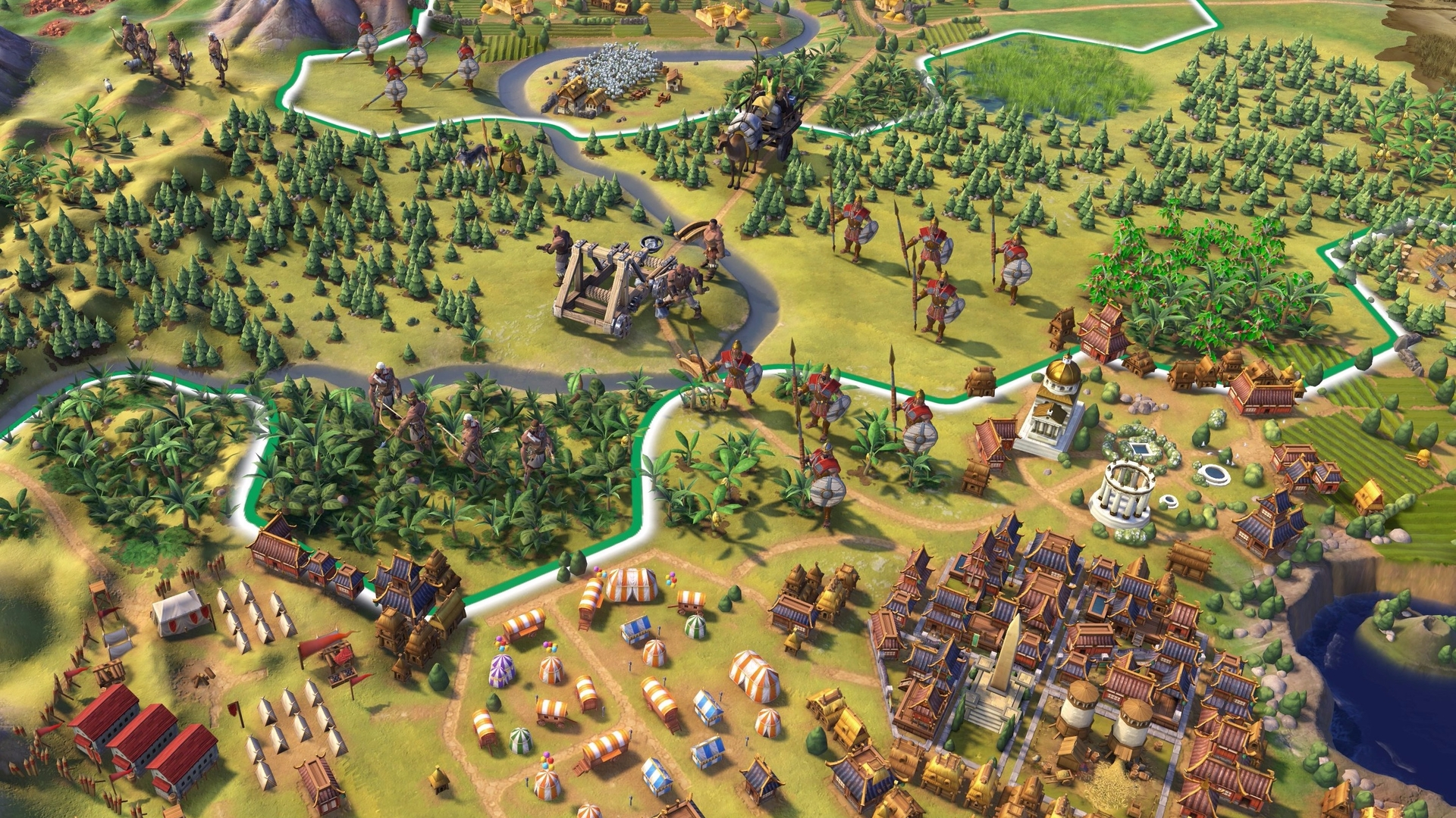 The composer of the Civilization 4 theme returns for Civilization 6
