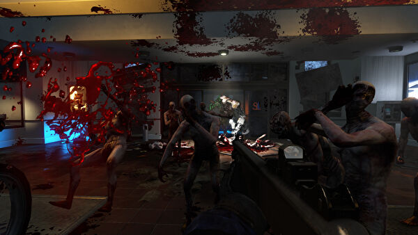 Killing floor 2 prova for Coordinato sinonimo